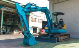 建設機械リース・レンタル