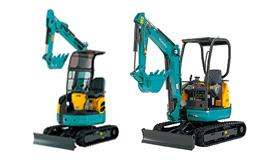 新車建設機械販売