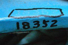 U-008 18352 ⑨