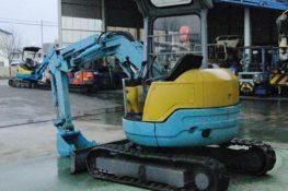 中古建機:クボタ RX-202 の販売を開始致しました